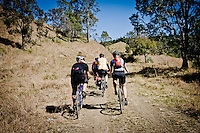 Brisbane Valley Rail Trail from Moore to Blackbutt.<br /> <br /> The watermark does not appear on printed photographs.