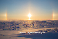 60595-01113 Sunset on tundra, Cape Churchill Wapusk National Park, Churchill, MB