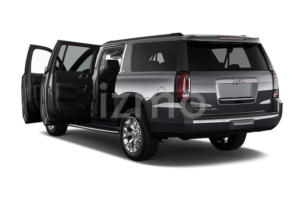 Car images of a 2015 GMC Yukon Xl Sle 5 Door Suv 2WD Doors