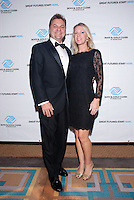 Paul Zamek and Boo Zamek attend The Boys and Girls Club of Miami Wild About Kids 2012 Gala at The Four Seasons, Miami, FL on October 20, 2012