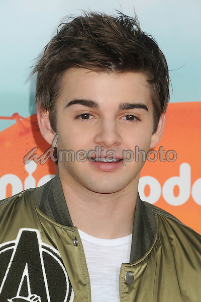 12 March 2016 - Inglewood, California - Jack Griffo. 2016 Nickelodeon Kids' Choice Awards held at The Forum. Photo Credit: Byron Purvis/AdMedia
