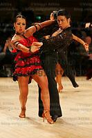 0801245701a UK Open dance competition. International Centre,  Bournemouth, United Kingdom. Thursday, 24. January 2008. ATTILA VOLGYI