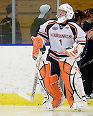 Ryan Sutliffe (Salem State - 1) - The visiting Plymouth State University Panthers defeated the Salem State University Vikings 3-2 on Thursday, December 1, 2011, at Rockett Arena in Salem, Massachusetts.