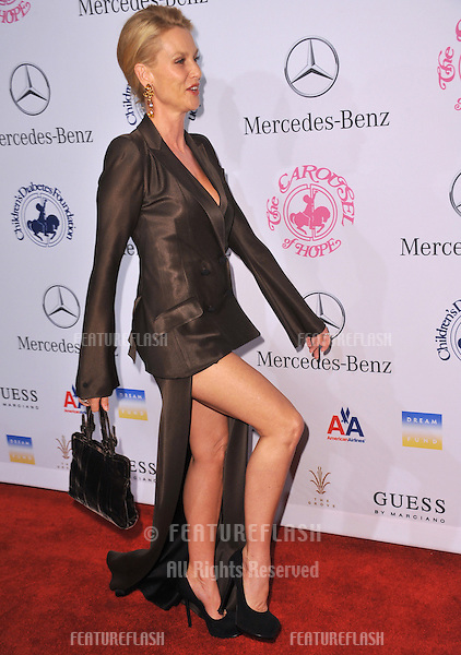 Nicollette Sheridan at the 26th Carousel of Hope Gala at the Beverly Hilton Hotel..October 20, 2012  Beverly Hills, CA.Picture: Paul Smith / Featureflash