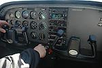 Cessna Instrument Panel
