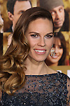 "HILLARY SWANK. World Premiere of Warner Brothers Pictures' ""New Year's Eve,"" at Grauman's Chinese Theatre. Hollywood, CA USA. December 5, 2011.©CelphImage"