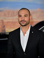 "LOS ANGELES, USA. October 08, 2019: Michael Mando at the premiere of ""El Camino: A Breaking Bad Movie"" at the Regency Village Theatre.<br /> Picture: Paul Smith/Featureflash"