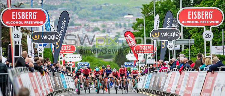Picture by Alex Whitehead/SWpix.com - 23/05/2017 - Cycling - Tour Series Round 7, Motherwell - Matrix Fitness Grand Prix -