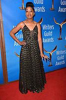 LOS ANGELES, CA. February 17, 2019: Diona Reasonover at the 2019 Writers Guild Awards at the Beverly Hilton Hotel.<br /> Picture: Paul Smith/Featureflash