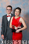 Sean Kelleher, Rebecca Smith at the Mercy Mounthawk Students' Debs Ball in the Ballyroe Heights Hotel on Saturday night.