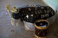 Codo_MA, Brasil...Comunidade Santo Antonio dos Pretos, remanescentes de Quilombola, Maranhao. Na foto bumba-meu-boi...Santo Antonio dos Pretos community, the Quilombola remaining, Maranhao. In this photo, bumba-meu-boi...Foto: LEO DRUMOND / NITRO
