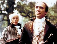 Amadeus (1984) <br /> F. Murray Abraham &amp; Roderick Cook<br /> *Filmstill - Editorial Use Only*<br /> CAP/KFS<br /> Image supplied by Capital Pictures
