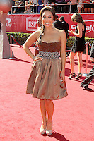 Cheryl Burke at the 2012 ESPY Awards at Nokia Theatre L.A. Live on July 11, 2012 in Los Angeles, California. &copy;&nbsp;mpi20/MediaPunch Inc. *NORTEPHOTO*<br />
