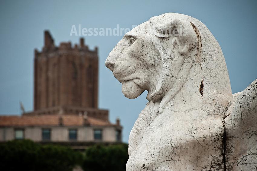 Rome@2013 - Visuale dal Vittoriano