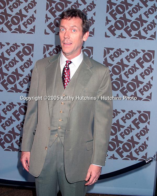 Hugh Laurie.Fox TV Upfronts.Boathouse at Central Park.New York City, NY.May 19, 2005.©2005 Kathy Hutchins / Hutchins Photo....