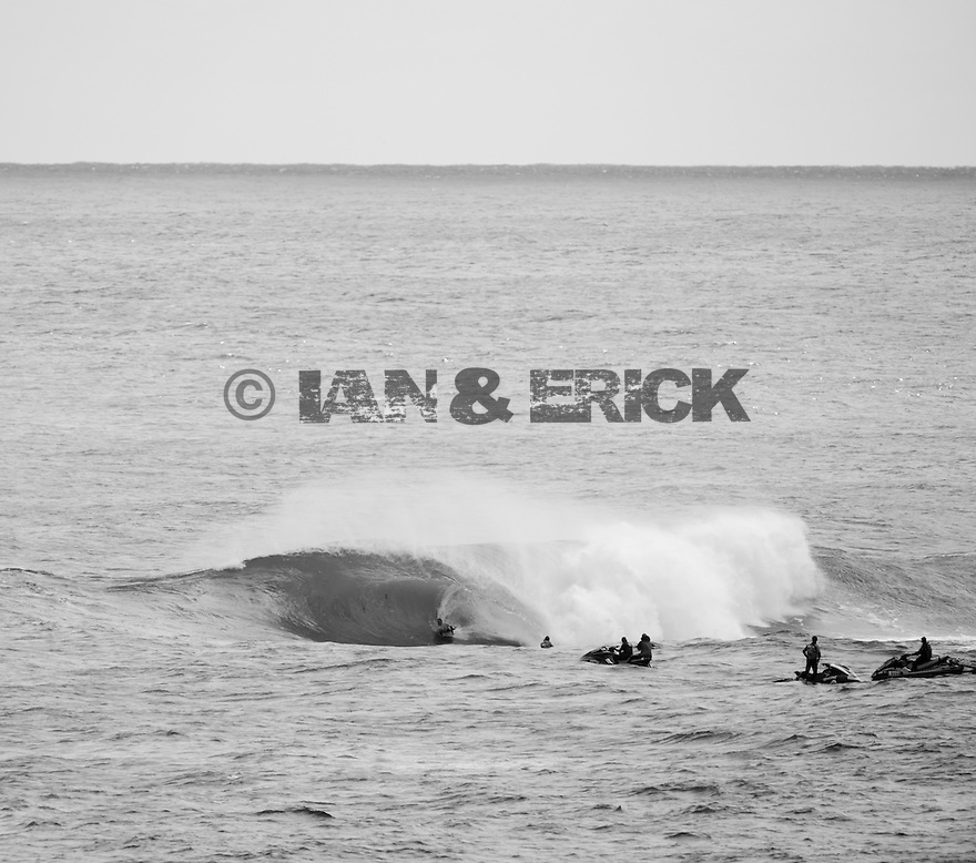Lineup during the Box Pro in Margaret River, Western Australia