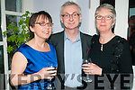 Mary Rose Stafford, Colin Lacey & Carrie Stafford