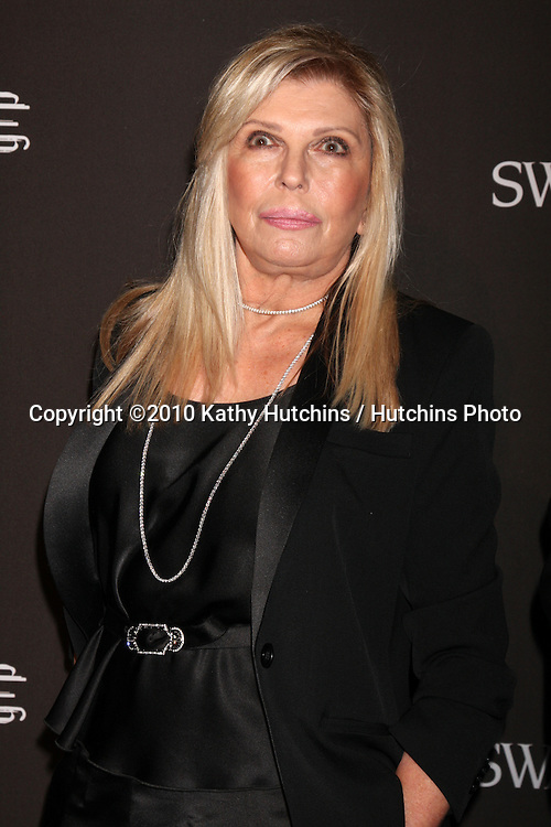 Nancy Sinatra.arriving at the 2010 Costume Designer's Guild Awards.Beverly Hilton Hotel.Beverly Hills, CA.February 25, 2010.©2010 Kathy Hutchins / Hutchins Photo....