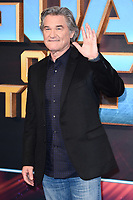 Kurt Russell at the European premiere for &quot;Guardians of the Galaxy Vol.2&quot; at the Hammersmith Apollo, London, UK. <br /> 24 April  2017<br /> Picture: Steve Vas/Featureflash/SilverHub 0208 004 5359 sales@silverhubmedia.com