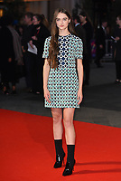 Raffey Cassidy at 'The Killing of a Sacred Deer'  Headline Gala Screening &amp; UK Premiere of during the 61st BFI London Film Festival on October 12, 2017 in London, England.<br /> CAP/PL<br /> &copy;Phil Loftus/Capital Pictures /MediaPunch ***NORTH AND SOUTH AMERICAS ONLY***