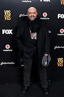 Jesus Castejon attends to Vis a Vis season 4 premiere at Callao City Lights cinema in Madrid, Spain. November 29, 2018. (ALTERPHOTOS/A. Perez Meca) /NortePhoto.com