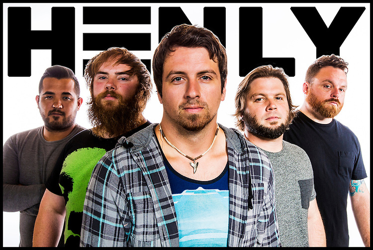 2014 HENLY promo shoot