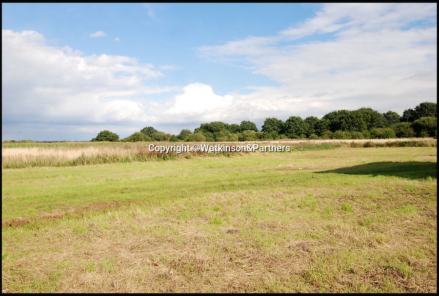 BNPS.co.uk (01202 558833)<br /> Pic: Watkinson&Partners/BNPS<br /> <br /> 1.7 acres of very flat land.<br /> <br /> Chocks away...WW2 control tower up for sale.<br /> <br /> House hunters wanting to reach for the skies have a rare opportunity to buy a former WW2 control tower in the wide open spaces of Wigsley near Lincoln.<br /> <br /> Potential punters are scrambling to buy the historic bomber command site that is availble for a knock down price of £150,000.<br /> <br /> Despite its rather derelict state, planning permission exists to convert the former RAF base into a luxury three storey residential home with far reaching views over the surrounding countryside.