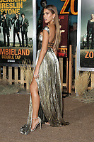 """LOS ANGELES - OCT 11:   Kara Del Toro at the """"Zombieland Double Tap"""" Premiere at the TCL Chinese Theater on October 11, 2019 in Los Angeles, CA"""