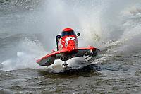 Chris Fairchild's DAC/Mercury F1/Formula 1 class.Bay City River Roar, Bay City,Michigan USA.26-2821 June, 2009..©F. Peirce Williams 2009 USA.F.Peirce Williams.photography.ref: RAW (.NEF) File Available