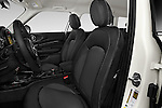 Front seat view of 2016 MINI CLUBMAN Cooper 5 Door wagon Front Seat  car photos