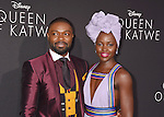 Queen of Katwe - Los Angeles Premiere - 9-20-16