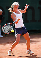 15-8-07, Amsterdam, Tennis, Nationale Tennis Kampioenschappen 2007, Richel Hogenkamp