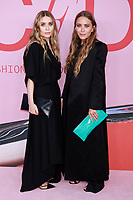 NEW YORK, NY - JUNE 3: Ashley Olsen and Mary-Kate Olsen at the 2019 CFDA Fashion Awards at the Brooklyn Museum of Art on June 3, 2019 in New York City. <br /> CAP/MPI/DC<br /> ©DC/MPI/Capital Pictures