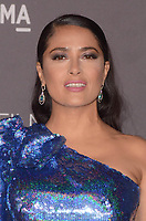 LOS ANGELES, CA - NOVEMBER 04: Salma Hayek at the 2017 LACMA Art + Film Gala Honoring Mark Bradford And George Lucas at LACMA on November 4, 2017 in Los Angeles, California. <br /> CAP/MPI/DE<br /> &copy;DE/MPI/Capital Pictures