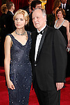 Werner Herzog and wife Lena arrives at the 81st Annual Academy Awards held at the Kodak Theatre in Hollywood, Los Angeles, California on 22 February 2009