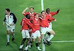 260599 Manchester Utd v Bayern Munich UCL final