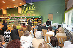 Jersey Shore Medical Center Farm To Table Event at Dean's Natural Market in Shrewsbury, NJ on Tuesday April 26, 2016.