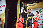 Lilian Calmejane (FRA) Direct Energie wins solo Stage 8 and the day's combativity prize of the 104th edition of the Tour de France 2017, running 187.5km from Dole to Station des Rousses, France. 8th July 2017.<br /> Picture: ASO/Thomas Maheux | Cyclefile<br /> <br /> <br /> All photos usage must carry mandatory copyright credit (&copy; Cyclefile | ASO/Thomas Maheux)