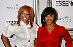 BEVERLY HILLS, CA. - February 19: Singers Mary Mary arrive at the 2nd Annual ESSENCE Black Women in Hollywood Luncheon on February 19, 2009 in Beverly Hills, California.