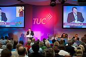 Tony Burke, Unite the Union. TUC Congress 2011 London.