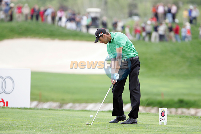 The final round of the Open de Espana in Madrid...Photo NEWSFILE/Manus O'Reilly.(Photo credit should read Manus O'Reilly/NEWSFILE)....This Picture has been sent you under the condtions enclosed by:.Newsfile Ltd..The Studio,.Millmount Abbey,.Drogheda,.Co Meath..Ireland..Tel: +353(0)41-9871240.Fax: +353(0)41-9871260.GSM: +353(0)86-2500958.email: pictures@newsfile.ie.www.newsfile.ie.FTP: 193.120.102.198..