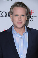 09 November  2017 - Hollywood, California - Cary Elwes. AFI FEST 2017 Presented By Audi - Opening Night Gala - Screening Of Netflix's &quot;Mudbound&quot; held at TCL Chinese Theatre in Hollywood.  <br /> CAP/ADM/BT<br /> &copy;BT/ADM/Capital Pictures
