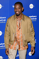 Aml Ameen at the &quot;Yardie&quot; premiere as part of the Sundance London Festival 2018, Picturehouse Central, London, UK. <br /> 01 June  2018<br /> Picture: Steve Vas/Featureflash/SilverHub 0208 004 5359 sales@silverhubmedia.com