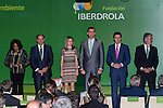 03.07.2012. Princess Letizia of Spain and Prince Felipe of Spain attend Iberdrola Foundation Scholarships 2012 at 'Casa de America' in Madrid. In the image Iberdrola President Ignacio Galan, Princess Letizia, Prince Felipe, Spain's Minister of Industry, Energy and Tourism Jose Manuel Soria and Foundation Iberdrola President Manuel Marin (Alterphotos/Marta Gonzalez)