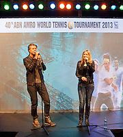 12-02-13, Tennis, Rotterdam, ABNAMROWTT