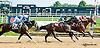 Brady winning at Delaware Park on 9/11/13