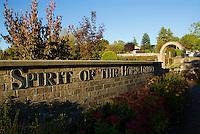 Spirt of the Horse Garden Campbell Valley Park