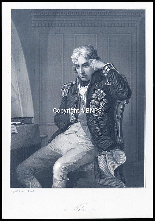 BNPS.co.uk (01202 558833)<br /> Pic: BNPS<br /> <br /> Admiral Lord Nelson.<br /> <br /> An incredibly rare photograph of Admiral Lord Nelson's love child showing her as a middle-aged impoverished woman has been uncovered.<br /> <br /> The colour ambrotype picture shows Horatia Nelson Ward in the mid-19th century, following a lifetime of financial hardship. <br /> <br /> After the great naval hero's death at the Battle of Trafalgar in 1805, society spurned his mistress Lady Emma Hamilton and she and Horatia ended up in a debtors' prison.