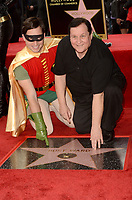 Burt Ward Walk of Fame