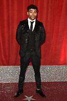 Malique Thompson-Dwyer<br /> arriving for The British Soap Awards 2019 at the Lowry Theatre, Manchester<br /> <br /> ©Ash Knotek  D3505  01/06/2019
